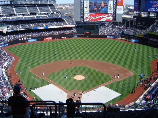 Citi Field interior